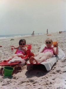Caroline and Meghan_Beach Kids