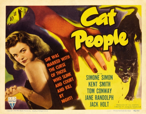 Poster - Cat People (1942)_02