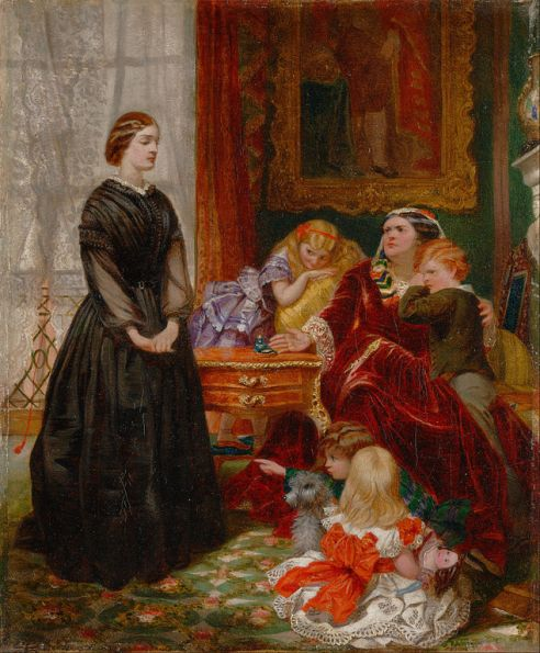 634px-Emily_Mary_Osborn_-_The_Governess_-_Google_Art_Project (1)